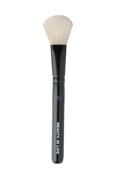 BLUSHER BRUSH, FLACH