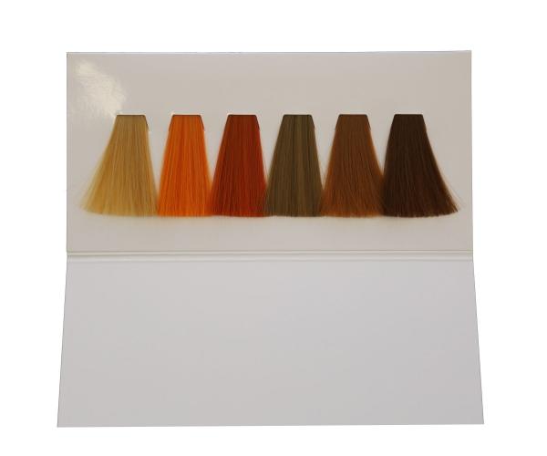 HAIR CARD LIGHT-WARM