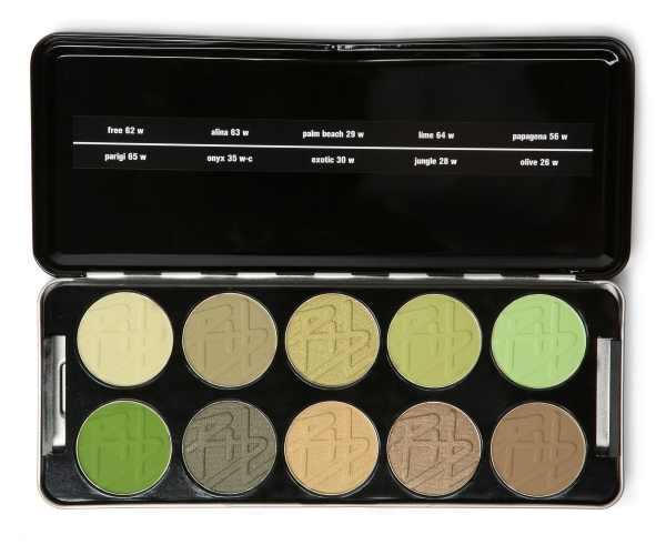 EYESHADOW PROFESSIONAL KIT HOPEFUL