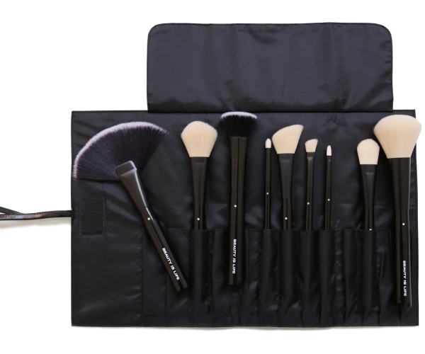MAKE-UP-PINSELTASCHE, MEDIUM