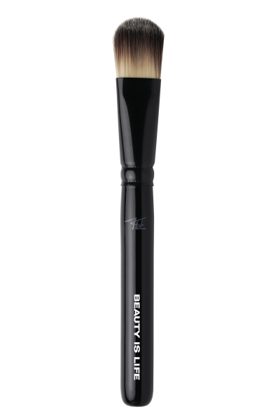 FOUNDATION BRUSH, FLACH