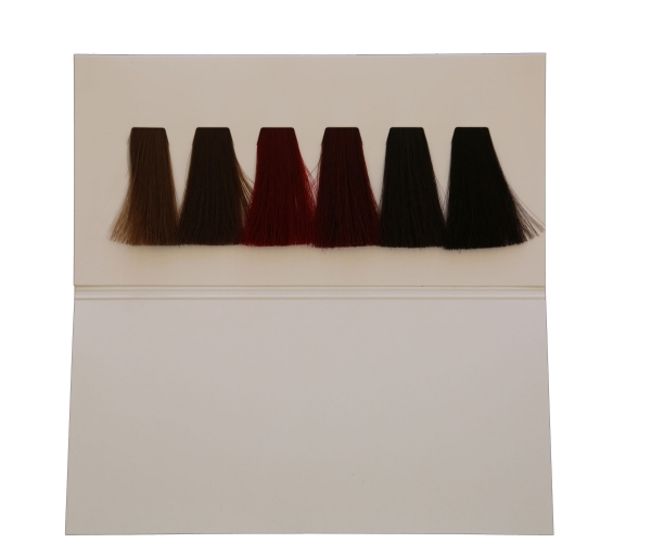 HAIR CARD DARK-WARM-COLD